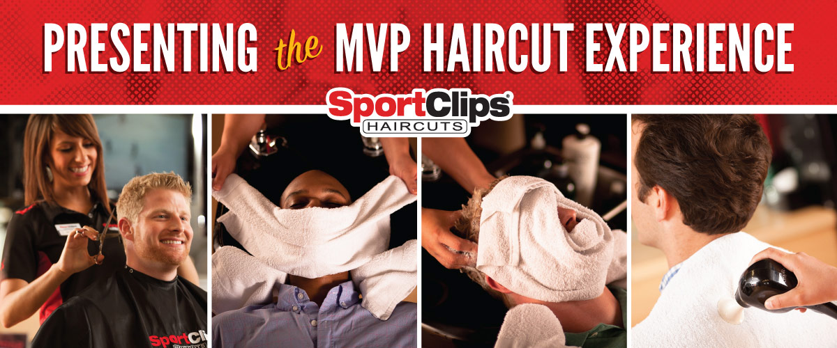 The Sport Clips Haircuts of Tustin MVP Haircut Experience